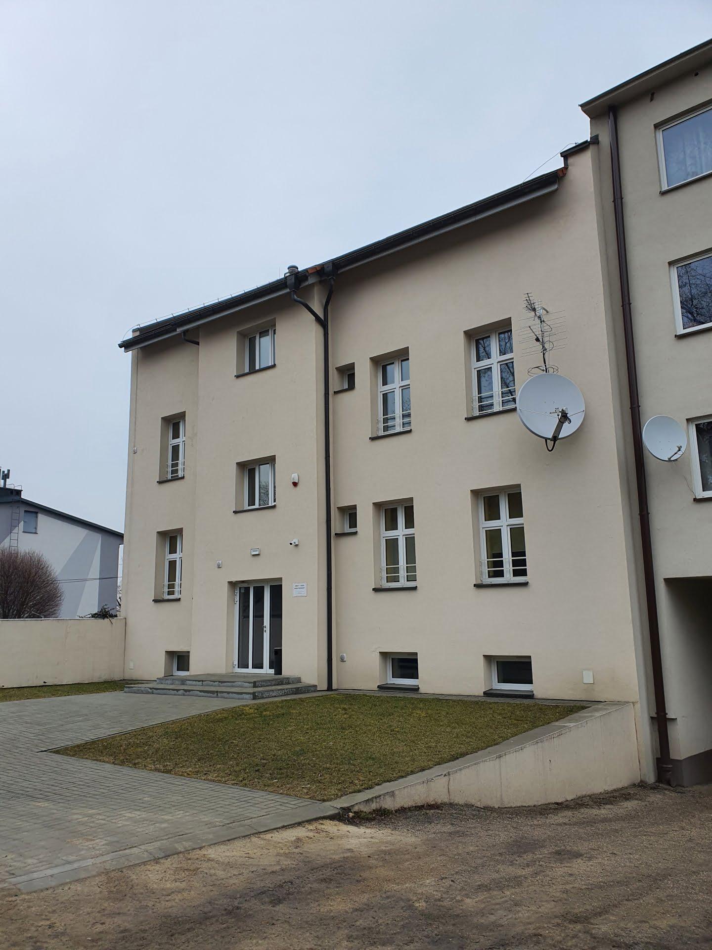 Przebudowa istniejącego budynku mieszkalnego