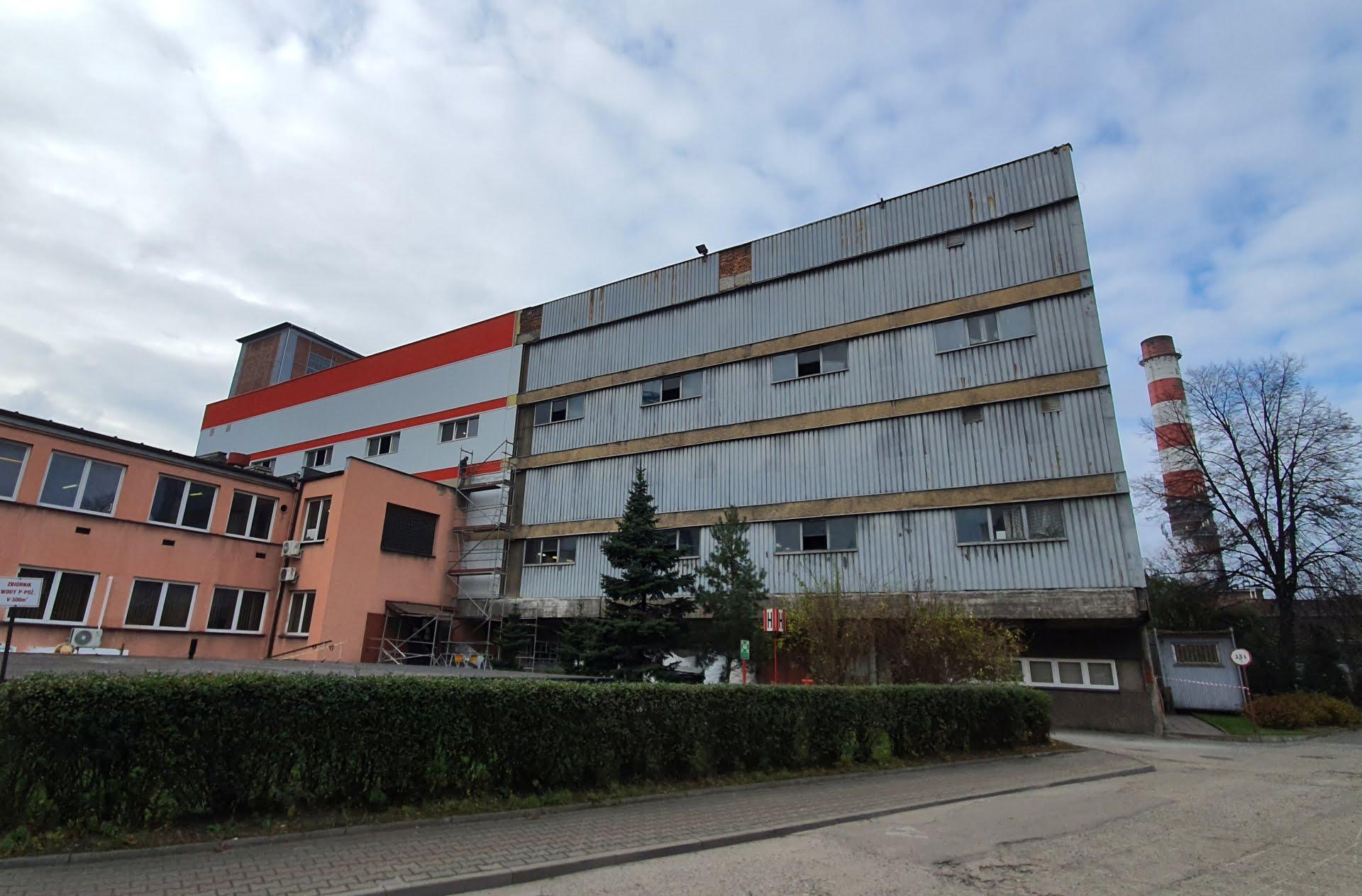 Termomodernizacja budynku łaźni