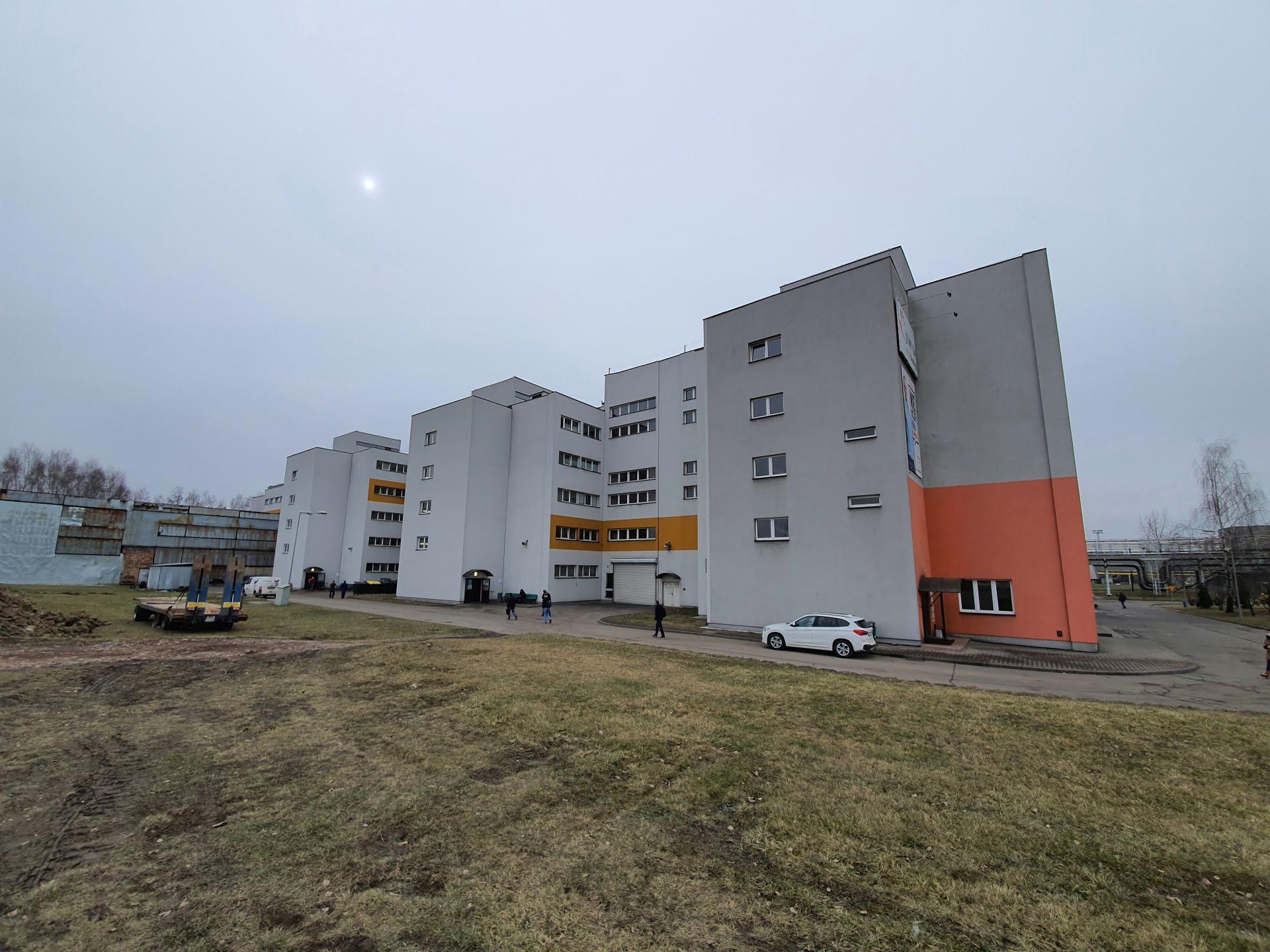 Termomodernizacja budynku wielofunkcyjnego