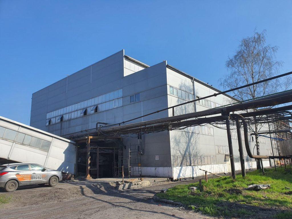 Wykonanie modernizacji i remontu stacji odwadniania odpadów